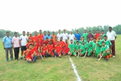 Group Photo with Participating Teams - 10 Jul 17