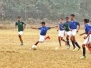 Inter House Football Matches for Juniors