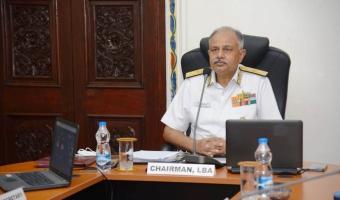 Vice Admiral Ajendra Bahadur Singh, AVSM, VSM