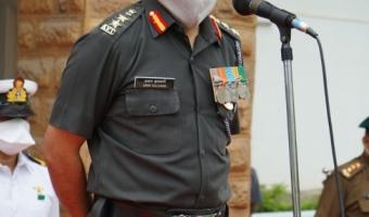 Principal Col Arun Kulkarni