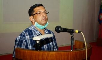 Col Arun Kulkarni principal